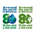 80 liter alatt a Föld körül | Embléma