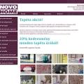 Weboldal tervezés | Novo Home v1