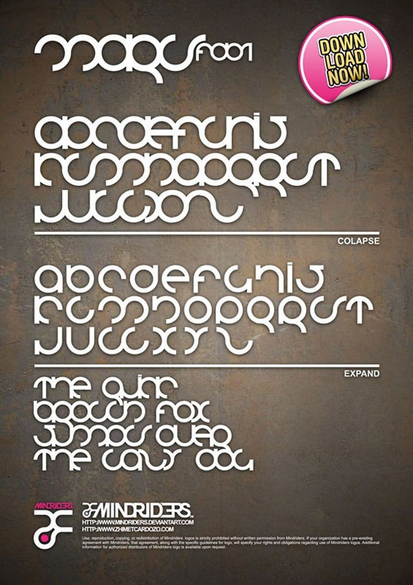 Ingyenes, elegns bettpusok | %cagegory | free font 