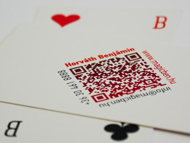 Magicben | névjegy | print nyomtatott anyagok kreativ friss friss  | névjegy kreatív