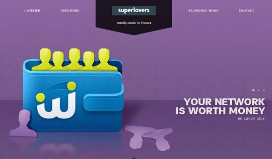 Inspiráció weboldal tervezéshez | %cagegory | webdesign inspiráció honlapkészítés