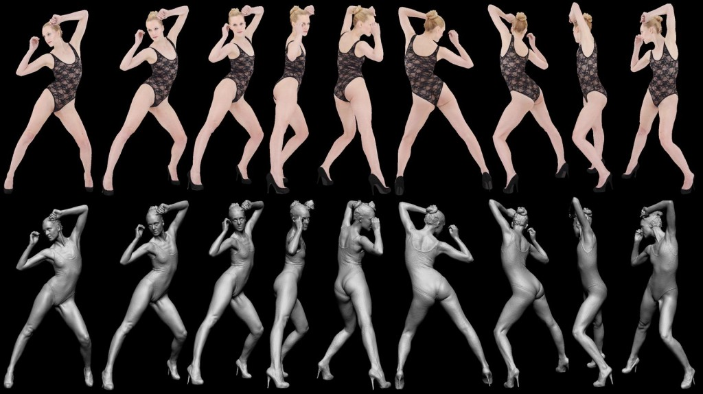 Lenygz: Single Shot 3D Body Scanning | %cagegory | inspirci foto 3d 