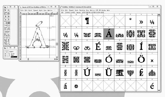 Tótfalusi betűtípusa digitális változatban | %cagegory | typo Tutorial Hasznos free font