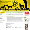 Weboldal tervezés | Állatmentő szolgálat
