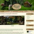 Weboldal tervezés | Álombéli Őrségi Házikók