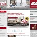 Weboldal tervezés | Novo Home v3